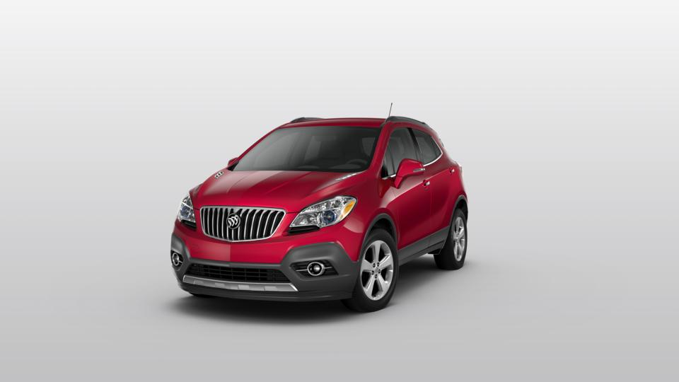 2016 Buick Encore Vehicle Photo in Massena, NY 13662