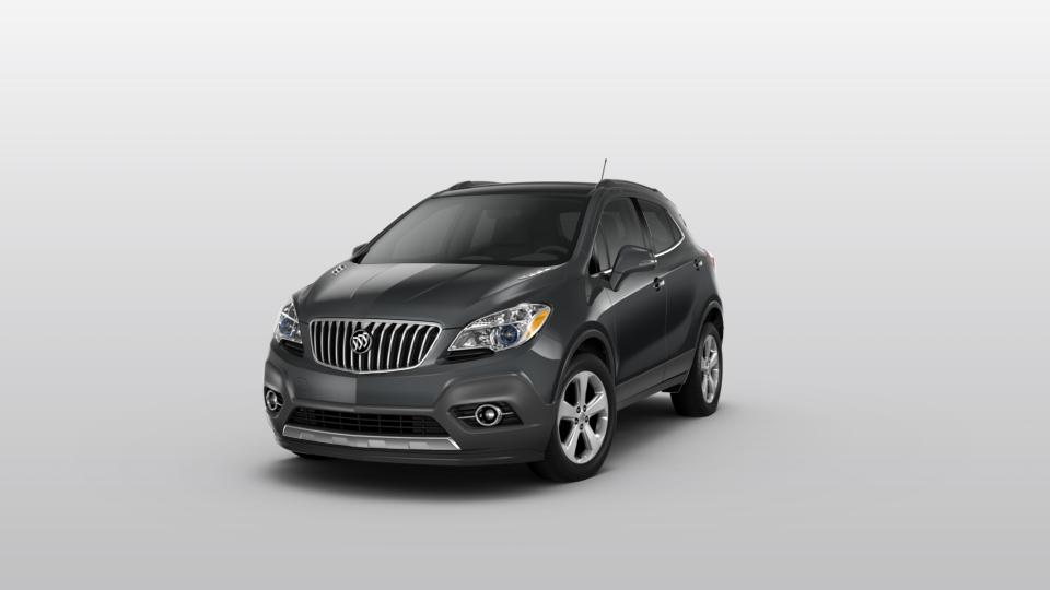 2016 Buick Encore Vehicle Photo in Gardner, MA 01440