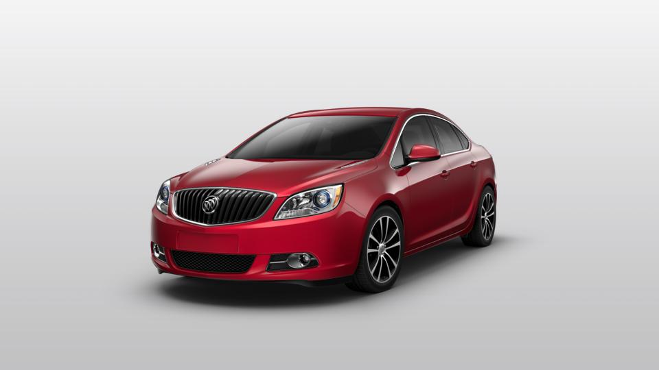 2016 Buick Verano Vehicle Photo in Middleton, WI 53562