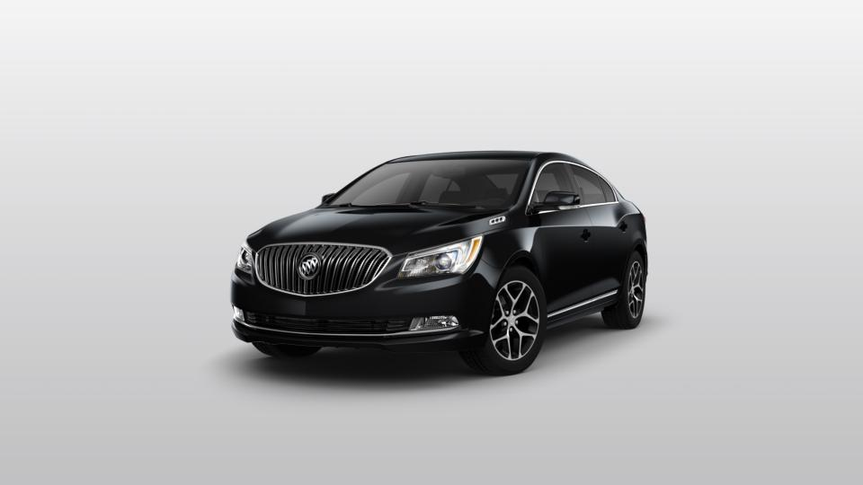 2016 Buick LaCrosse Vehicle Photo in Warren, OH 44483