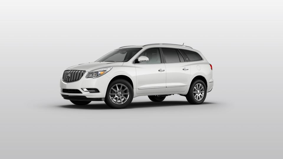 Thousand Oaks White Frost 2017 Buick Enclave Used Suv For Sale 90555sl
