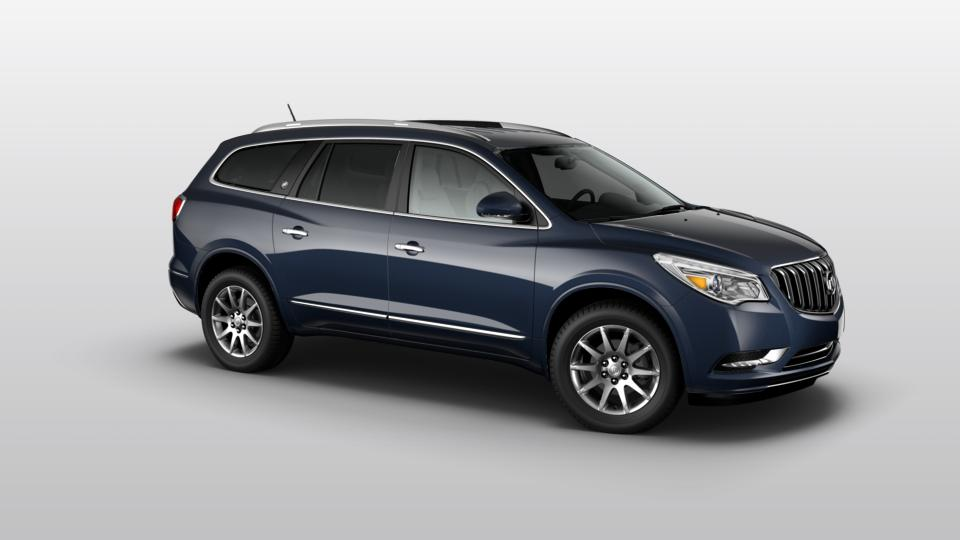 new blue 2017 buick enclave convenience fwd for sale eagle pass tx brown chevrolet buick gmc. Black Bedroom Furniture Sets. Home Design Ideas
