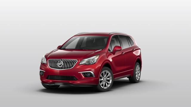 2017 Buick Envision Vehicle Photo in Wetaskiwin, AB T9A 2B3