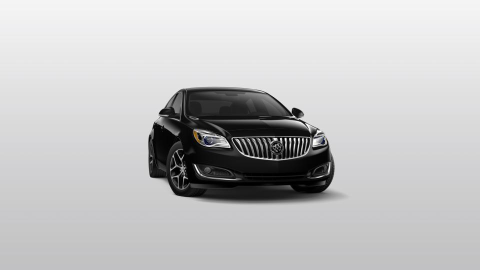 Used 2017 Buick Regal In Black For Sale On The Bedford Auto Mile