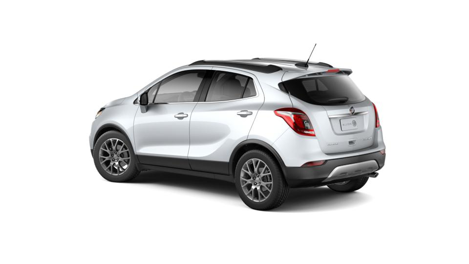 Pat O Brien Chevy >> Certified 2017 Buick Encore For Sale in Medina ...