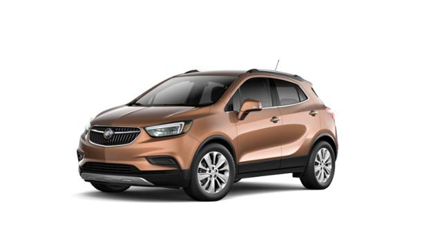 2017 Buick Encore Vehicle Photo In Meadville Pa 16335