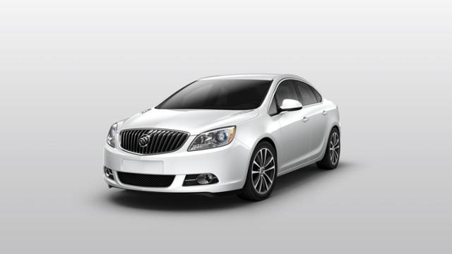 2017 Buick Verano 4dr Sdn Sport Touring White For Sale 35909r
