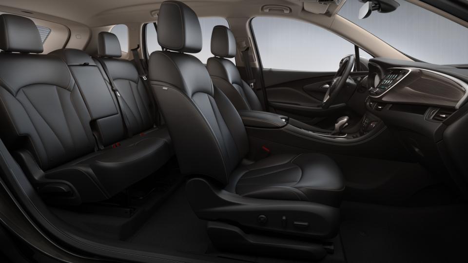 New 2018 Ebony Twilight Metallic Buick Envision AWD 4dr ...