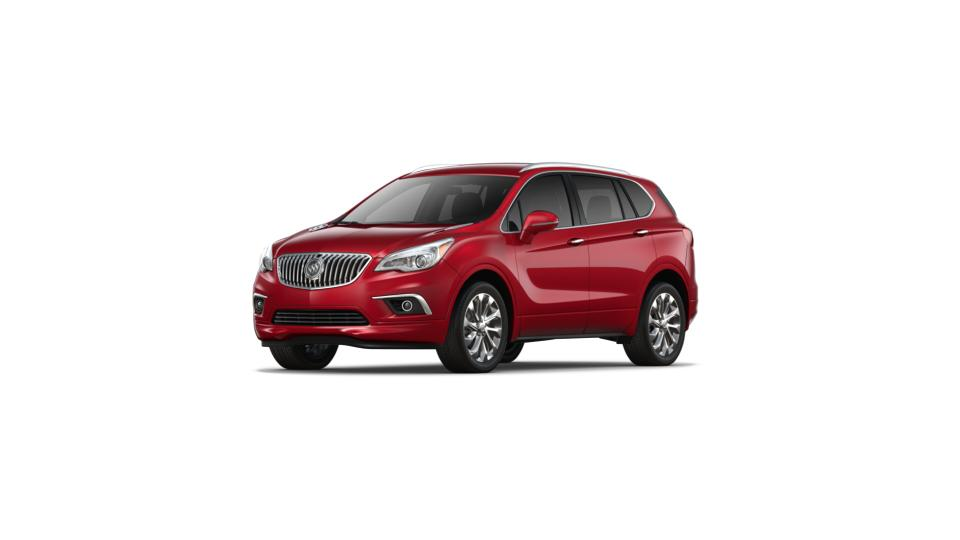 2018 Buick Envision Vehicle Photo in Troy, MI 48084