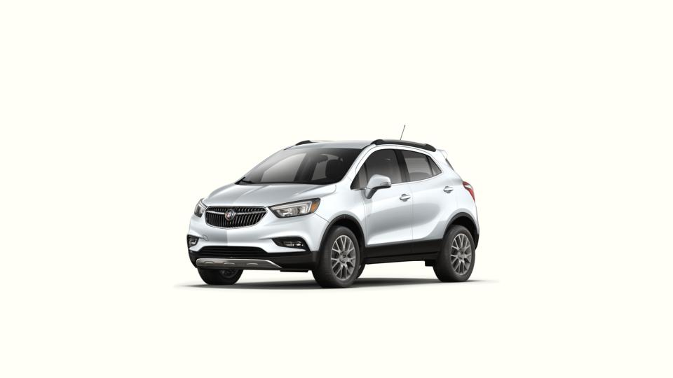 2018 Buick Encore Vehicle Photo in Val-d'Or, QC J9P 0J6
