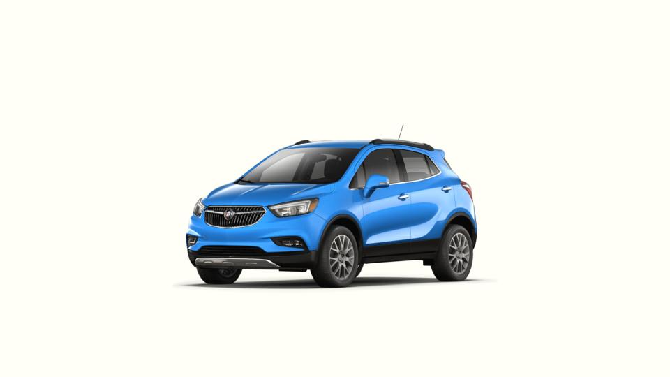 2018 Buick Encore Vehicle Photo in Helena, MT 59601