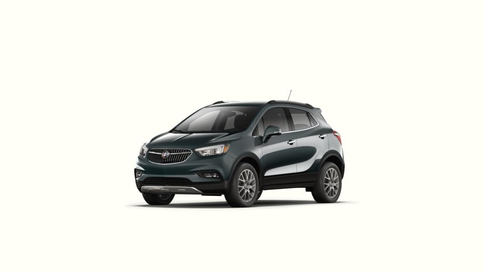 2018 buick encore manual