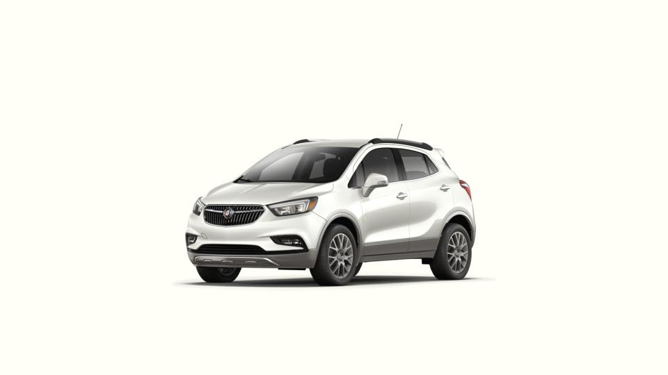 2018 Buick Encore Vehicle Photo in Honolulu, HI 96819