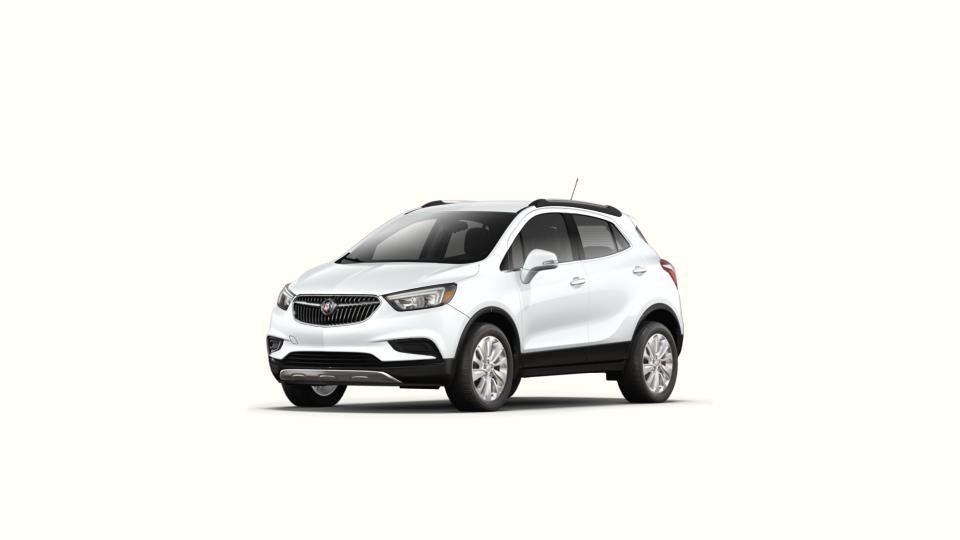 2018 Buick Encore Vehicle Photo in Raleigh, NC 27609