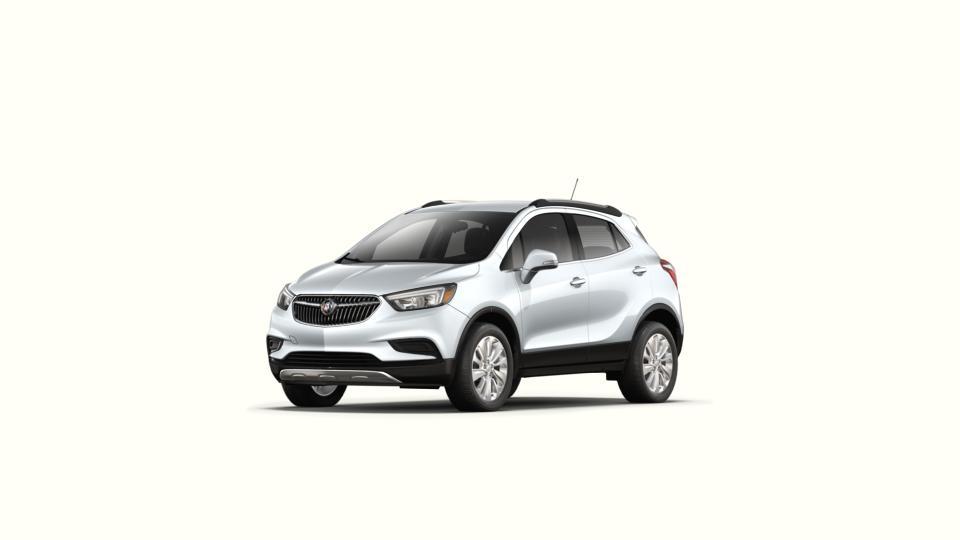 2018 Buick Encore Vehicle Photo in Great Falls, MT 59401