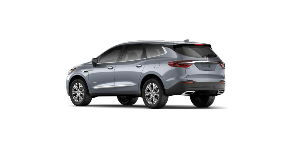 Test Drive A New Buick Enclave In Satin Steel Metallic At