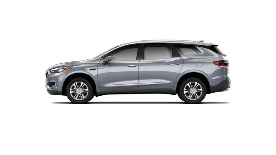 Loveland Satin Steel Gray Metallic 2018 Buick Enclave New