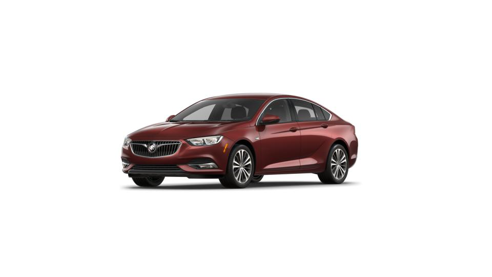 2018 Buick Regal Sportback Vehicle Photo in Green Bay, WI 54304