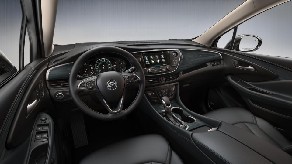 New Satin Steel Metallic 2019 Buick Envision Suv for Sale ...