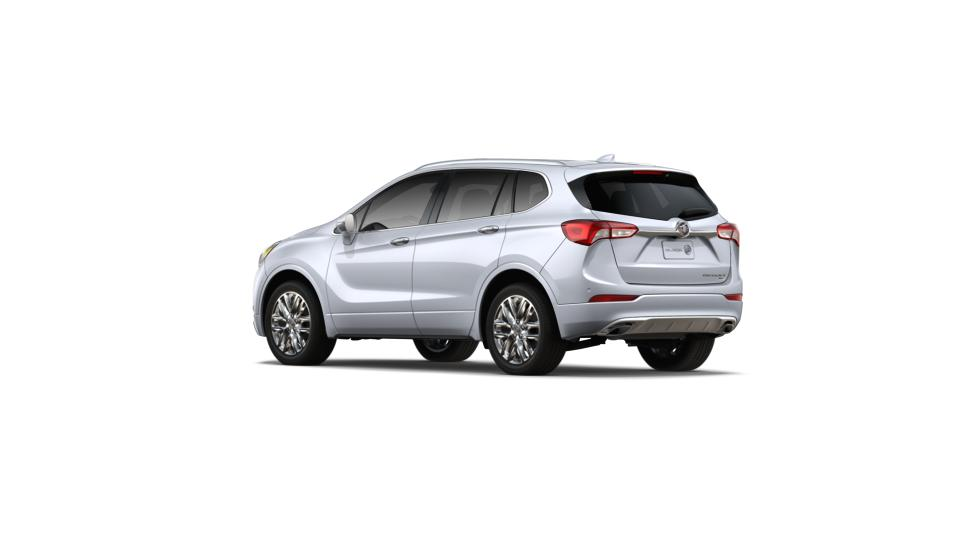 New Suv 2019 Galaxy Silver Metallic Buick Envision AWD 4dr ...