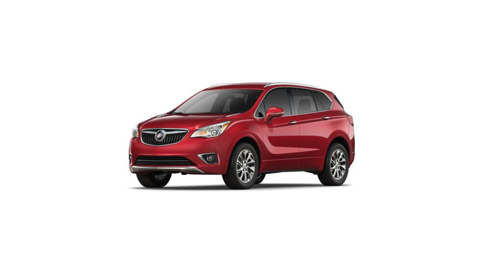 2019 Buick Envision Vehicle Photo in Visalia, CA 93292