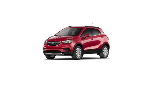 Red Buick Encore >> Portage Red Metallic 2019 Buick Encore New Suv For Sale 19127