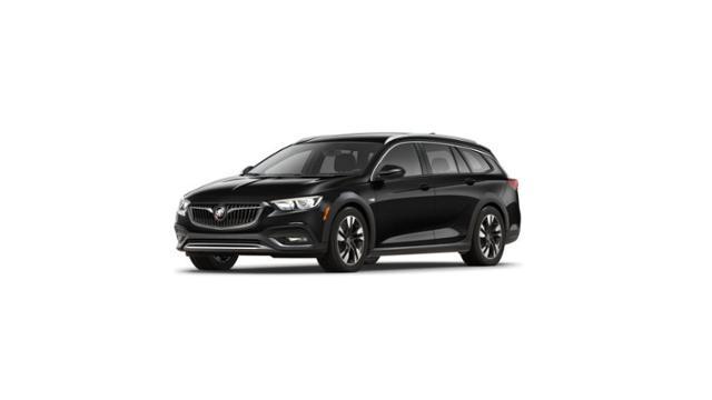 New 2019 Buick Regal Tourx In Ebony Twilight Metallic For Sale On