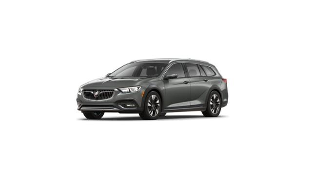 Pearl Metallic 2019 Buick Regal Tourx Essence Awd For Sale In