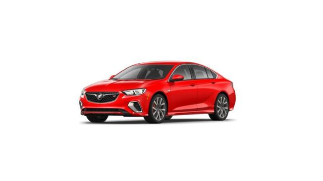 2019 Buick Regal Sportback Gs Awd Sport Red 4dr Car A Buick Regal