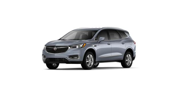 New 2019 Buick Enclave In Satin Steel Gray Metallic For Sale On The