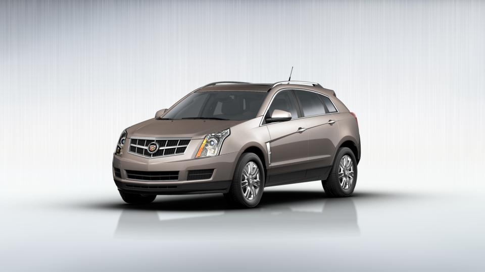 2012 Cadillac SRX Vehicle Photo in Arlington, TX 76011