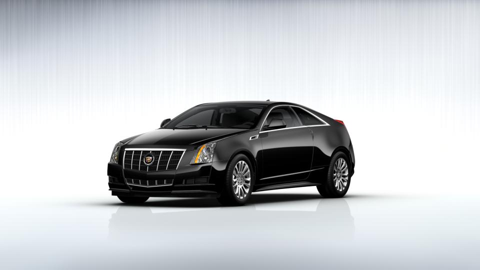 2012 Cadillac CTS Coupe Vehicle Photo in Savannah, TN 38372