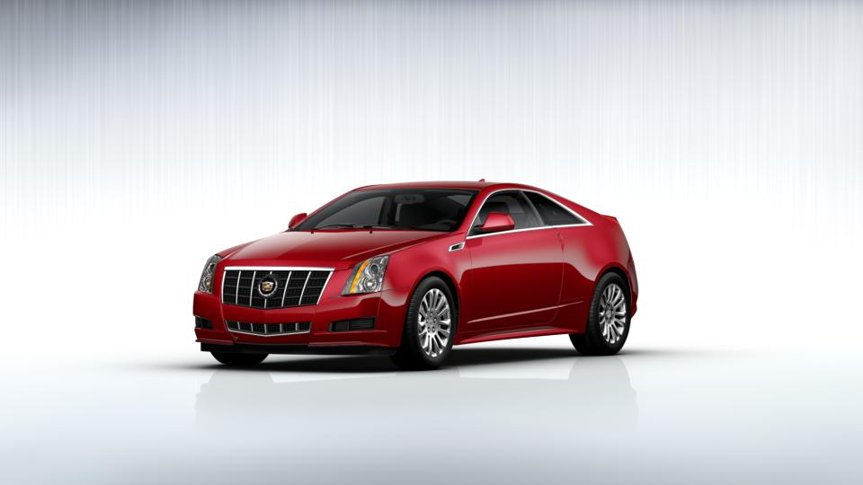 2012 Cadillac CTS Coupe Vehicle Photo in Baton Rouge, LA 70806