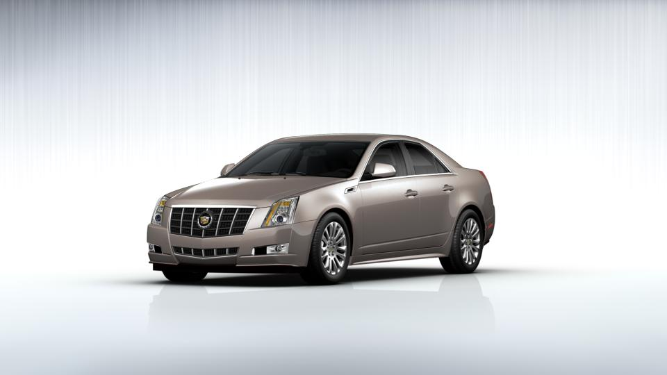 2012 Cadillac CTS Sedan Vehicle Photo in Portland, OR 97225