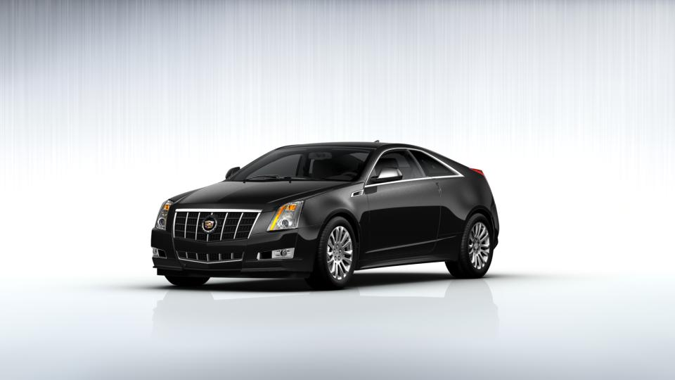 2012 Cadillac CTS Coupe Vehicle Photo in Austin, TX 78759