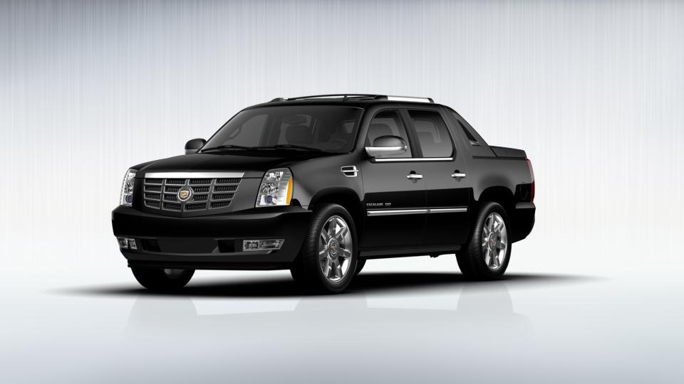 2012 cadillac escalade ext owners manual