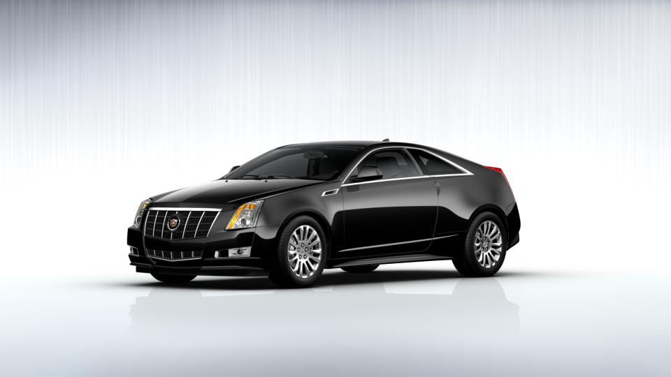 Used 2012 Cadillac Cts Coupe In Toledo At Taylor Cadillac Serving