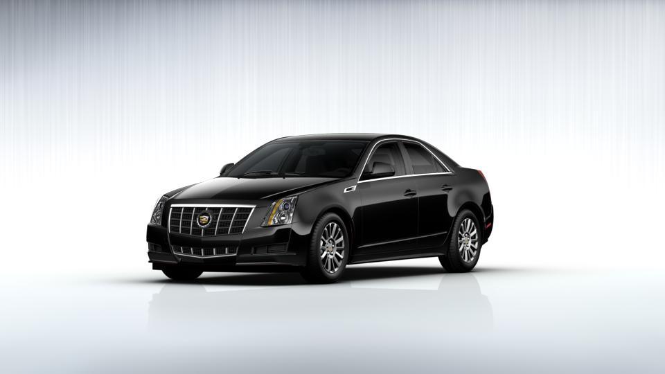 2012 Cadillac CTS Sedan Vehicle Photo in Cary, NC 27511