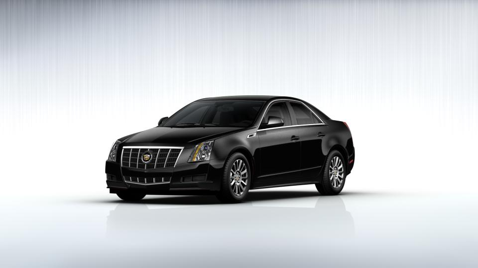 2012 Cadillac CTS Sedan Vehicle Photo in Joliet, IL 60435