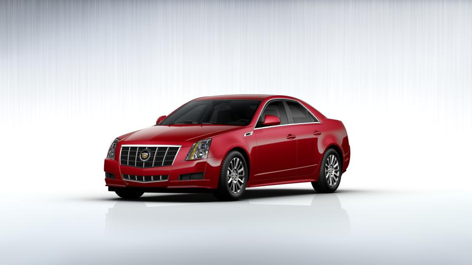 2012 Cadillac CTS Sedan Vehicle Photo in Cape May Court House, NJ 08210