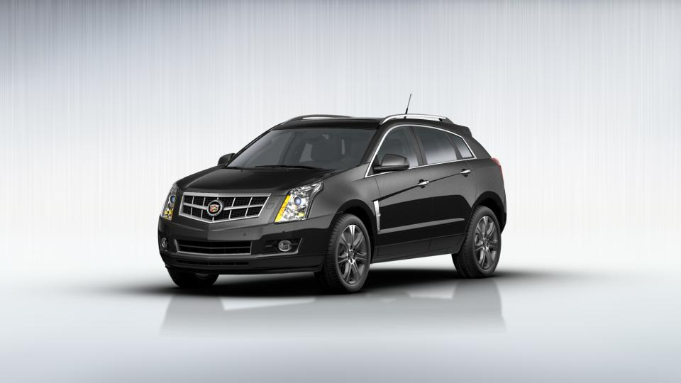 2012 Cadillac SRX Vehicle Photo in Akron, OH 44320