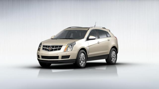 2012 Used Cadillac Srx Awd 4dr Luxury Collection In Fredericksburg