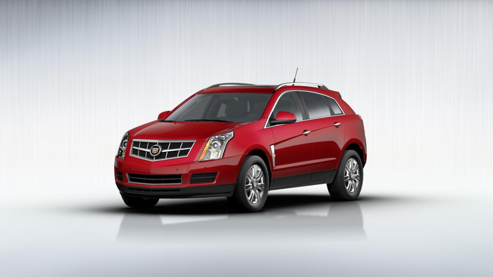 2012 Cadillac SRX Vehicle Photo in Columbia, MO 65203-3903
