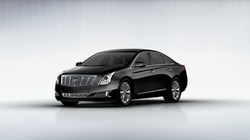 2013 Cadillac XTS Vehicle Photo in Odessa, TX 79762