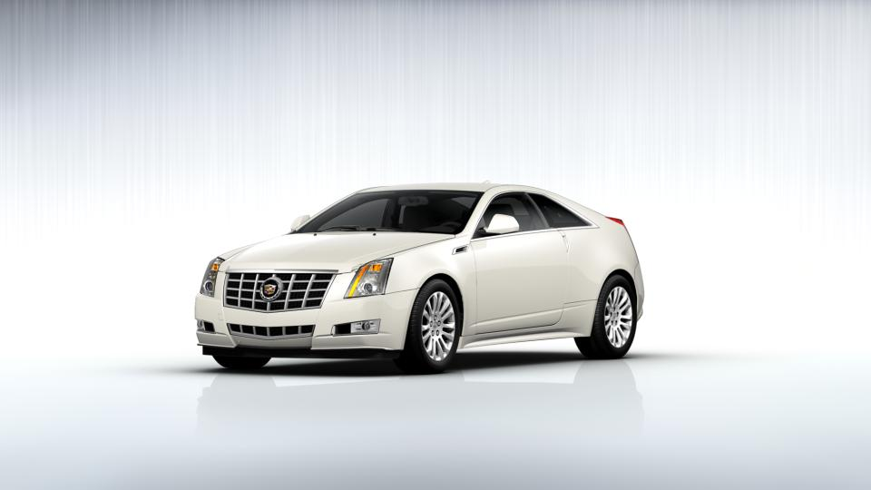 2013 Cadillac CTS Coupe Vehicle Photo in Louisville, KY 40202