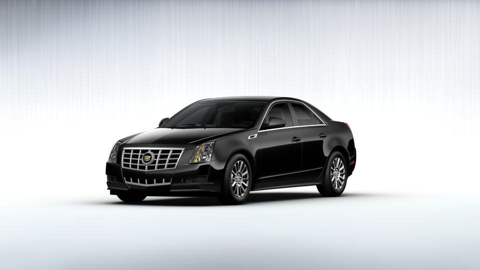 2013 Cadillac CTS Sedan Vehicle Photo in Arlington, TX 76011