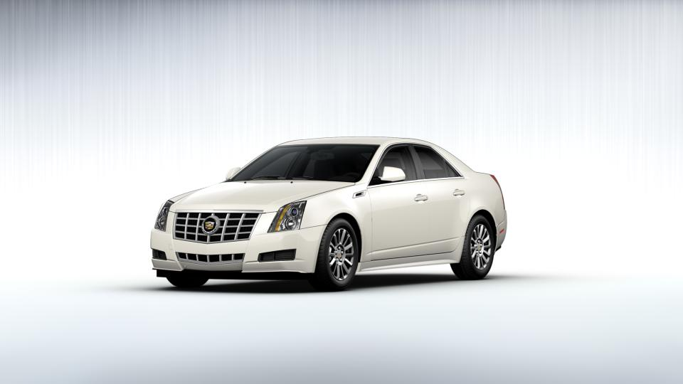2013 Cadillac CTS Sedan Vehicle Photo in Wilmington, NC 28403