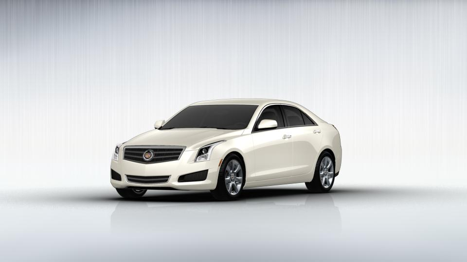 2013 Cadillac ATS Vehicle Photo in Warren, OH 44483