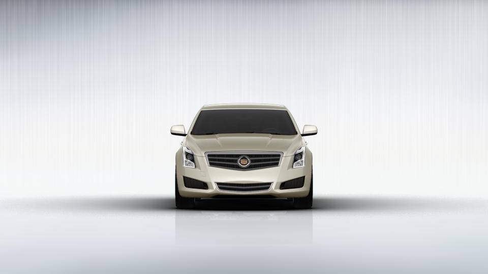 2013 Cadillac Ats 2 0 L Turbo >> 2013 Silver Cadillac ATS in Saint Albans