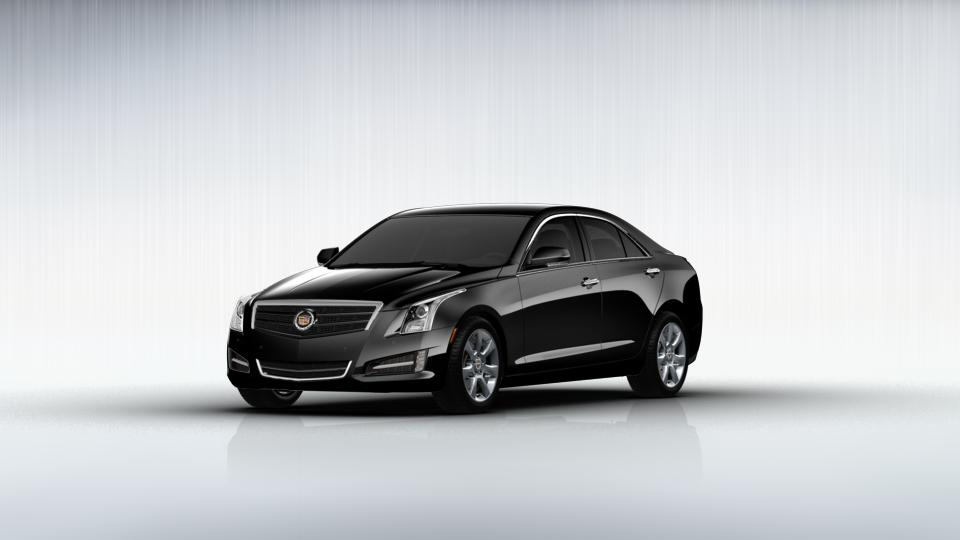 2013 Cadillac ATS Vehicle Photo in Tallahassee, FL 32308